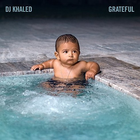 Dj Khaled - Grateful (CD) - image 1 of 1