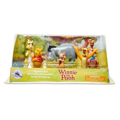 Disney Store Winnie the Pooh Figure Set