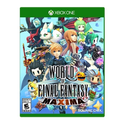 World of Final Fantasy: Maxima - Xbox One
