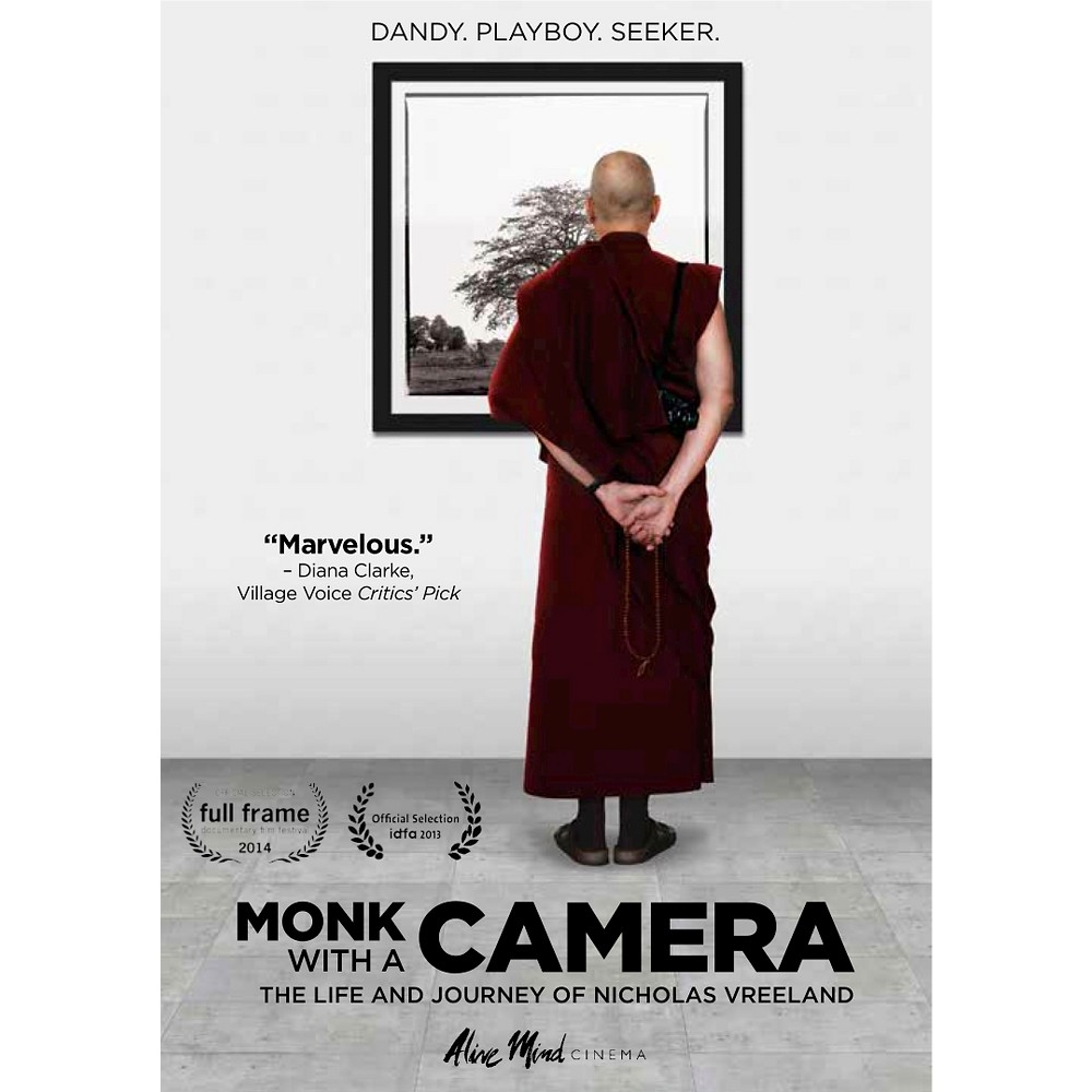 Monk With A Camera (Dvd), Movies