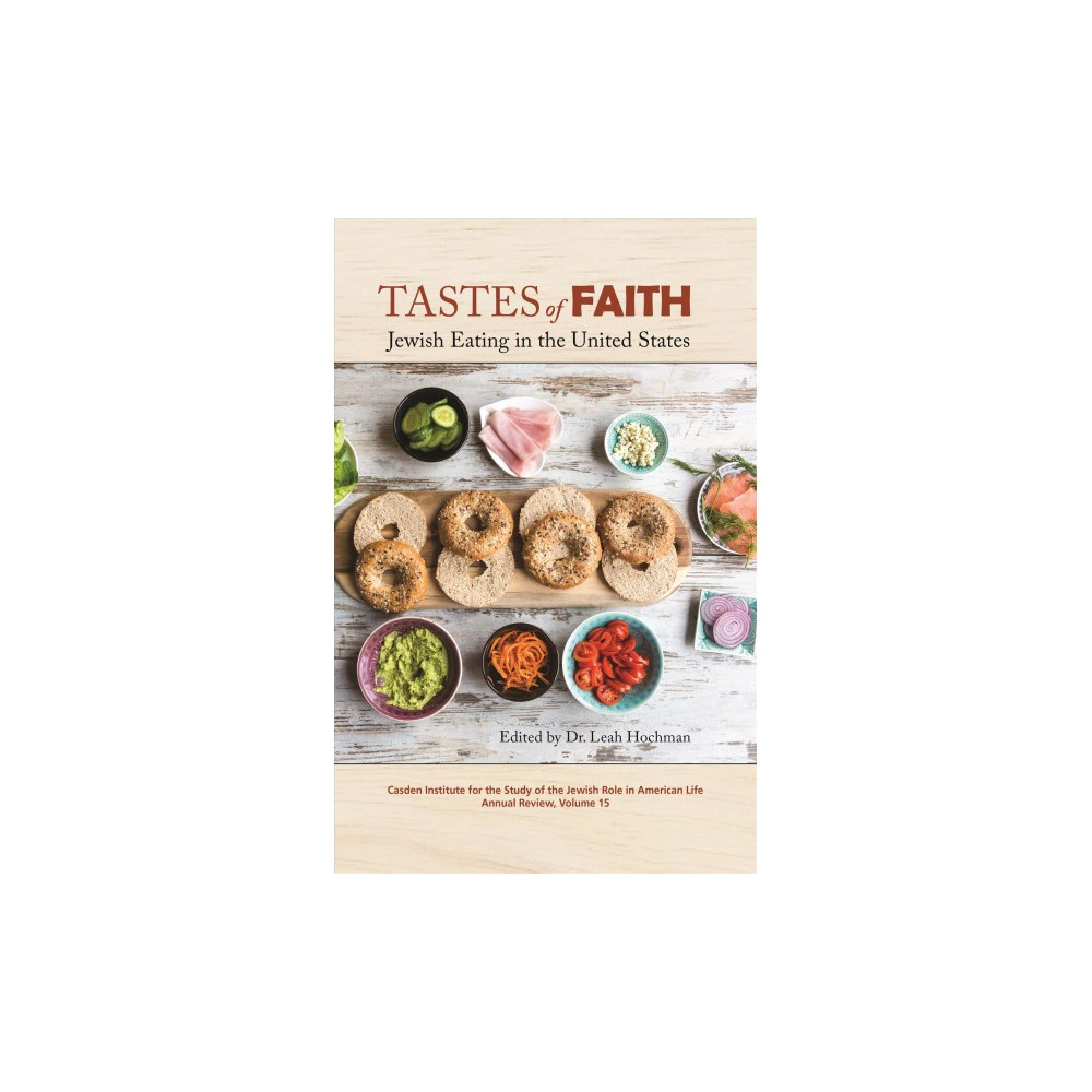 Tastes of Faith : Jewish Eating in the United States (Hardcover)