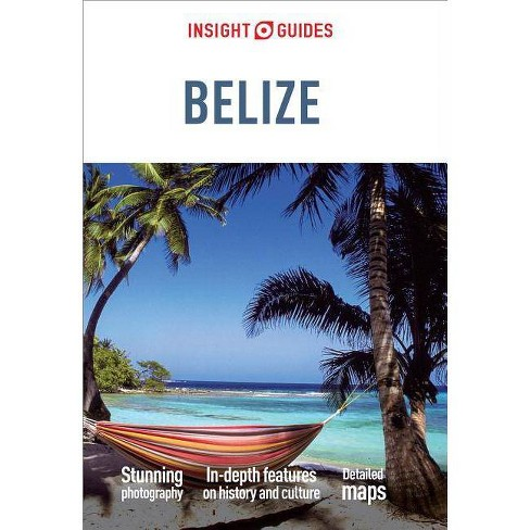 Insight Guides Belize (Travel Guide with Free Ebook) -  5(Paperback) - image 1 of 1