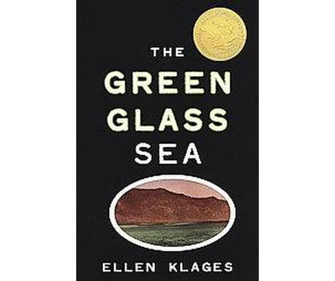 The Green Glass Sea (Reprint) (Paperback) by Ellen Klages - image 1 of 1