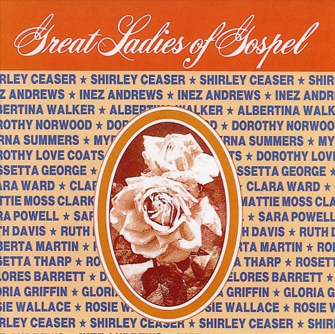 Various - Great ladies of gospel (CD) - image 1 of 1