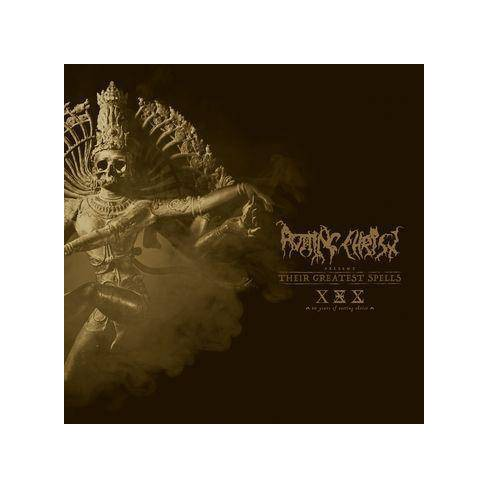 Rotting Christ - Their Greatest Spells (CD) - image 1 of 1