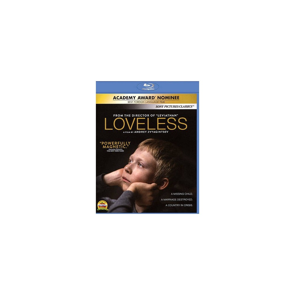 Loveless (Blu-ray), Movies