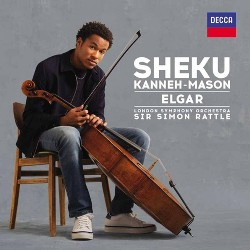 Sheku Kanneh-Mason - Elgar (CD)