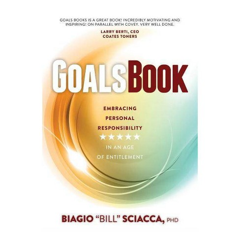 """Goals Book - by  Biagio """"Bill"""" Sciacca (Paperback) - image 1 of 1"""