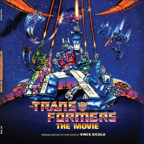 Vince dicola - Transformers:Movie (Ost) (Vinyl) - image 1 of 1