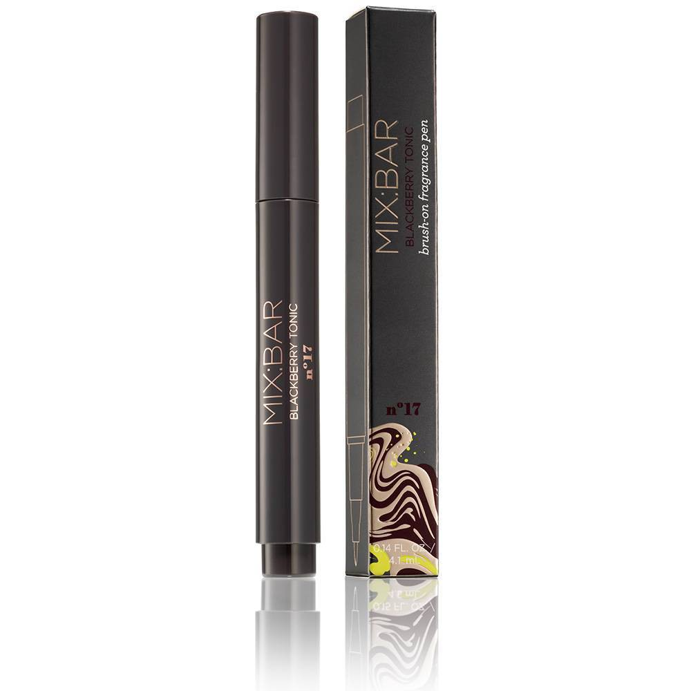 Mix Bar Blackberry Tonic Brush On Fragrance Pen 0 14 Fl Oz