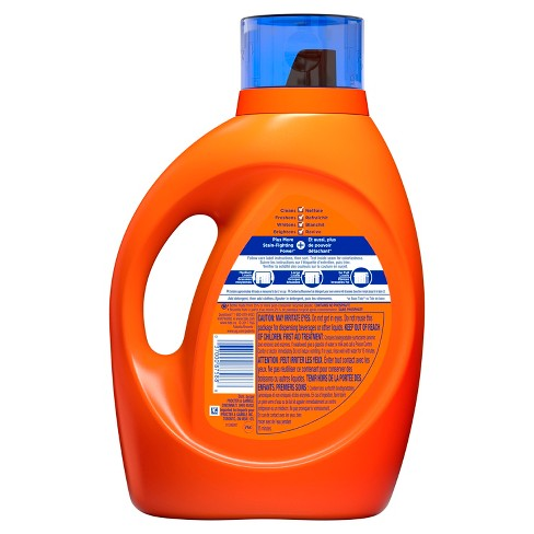 Tide Ultra Stain Release High Efficiency Liquid Laundry Detergent 92 Fl Oz Target