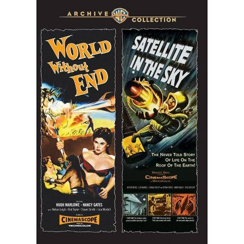 World Without End / Satellite In The Sky (DVD) - image 1 of 1