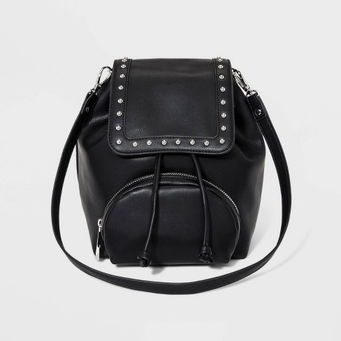 Stud Backpack - Wild Fable™ Black - image 1 of 4