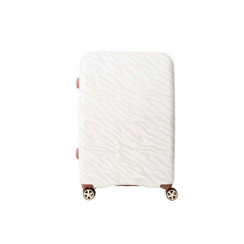 """Path Travel 30"""" Hardside Suitcase - Zebra Cream - image 1 of 4"""