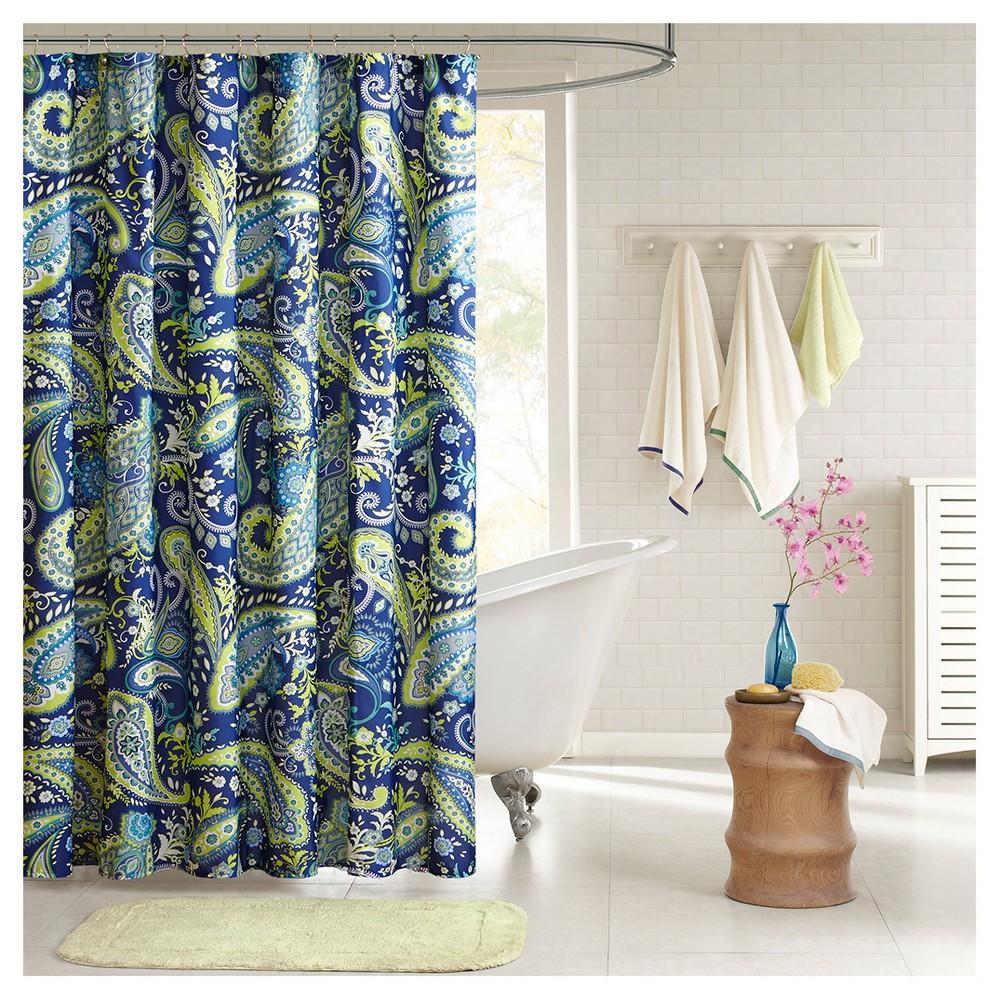 Shower Curtain - Blue, Shower Curtain