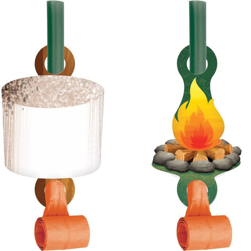24ct Camping Party Blowers