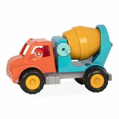 Battat Plastic Cement Truck