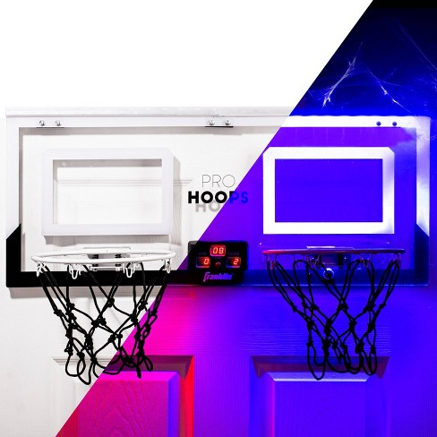 Franklin Sports Pro Hoops LED with Basketball - 2pc - image 1 of 4