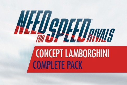 Need For Speed Rivals: Concept Lamborghini Complete Pack - PC Game Digital - image 1 of 1