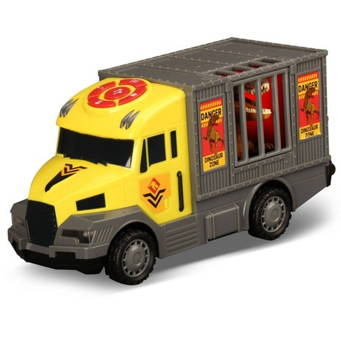 Kid Galaxy Road Rockers Motorized Escape Dino Truck with Sound - image 1 of 4