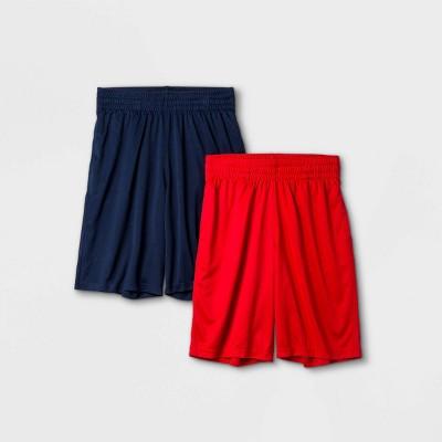 Boys' 2pk Pull-On Active Shorts - Cat & Jack™