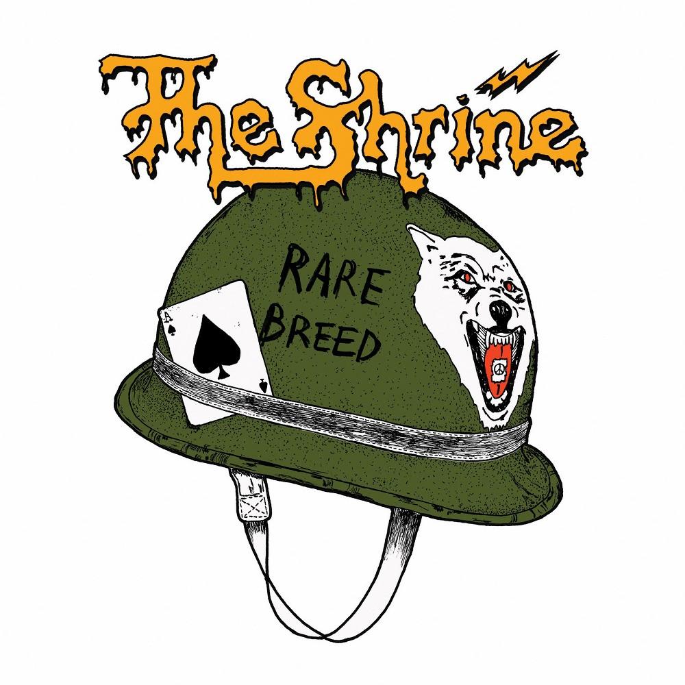 Shrine - Rare breed (CD), Pop Music