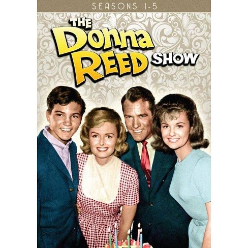 The Donna Reed Show: Seasons 1-5 (DVD) - image 1 of 1
