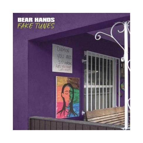 Bear Hands - Fake Tunes (Vinyl) - image 1 of 1