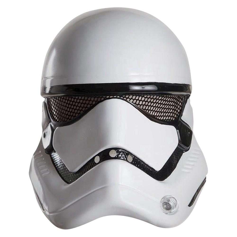 Star Wars: Stormtrooper Adult Half Helmet, Men's