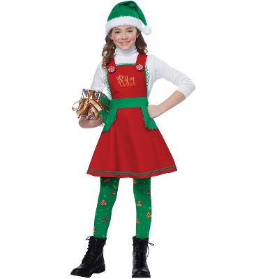 California Costumes Elf in Charge Child Costume