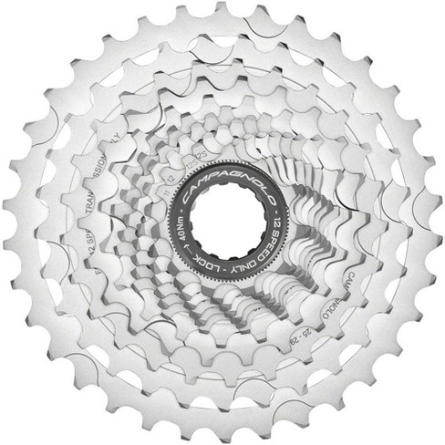 Campagnolo Chorus Cassette - 12 Speed, 11-32t, Silver - image 1 of 1
