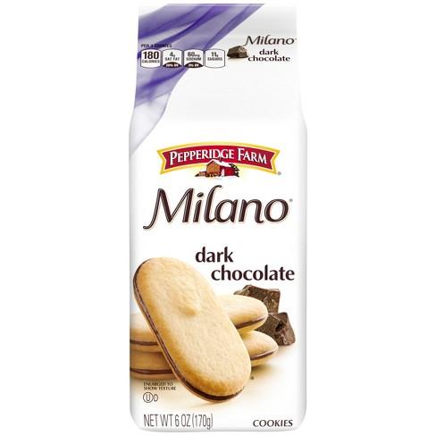 Pepperidge Farm® Milano® Dark Chocolate Cookies, 6oz Bag - image 1 of 6