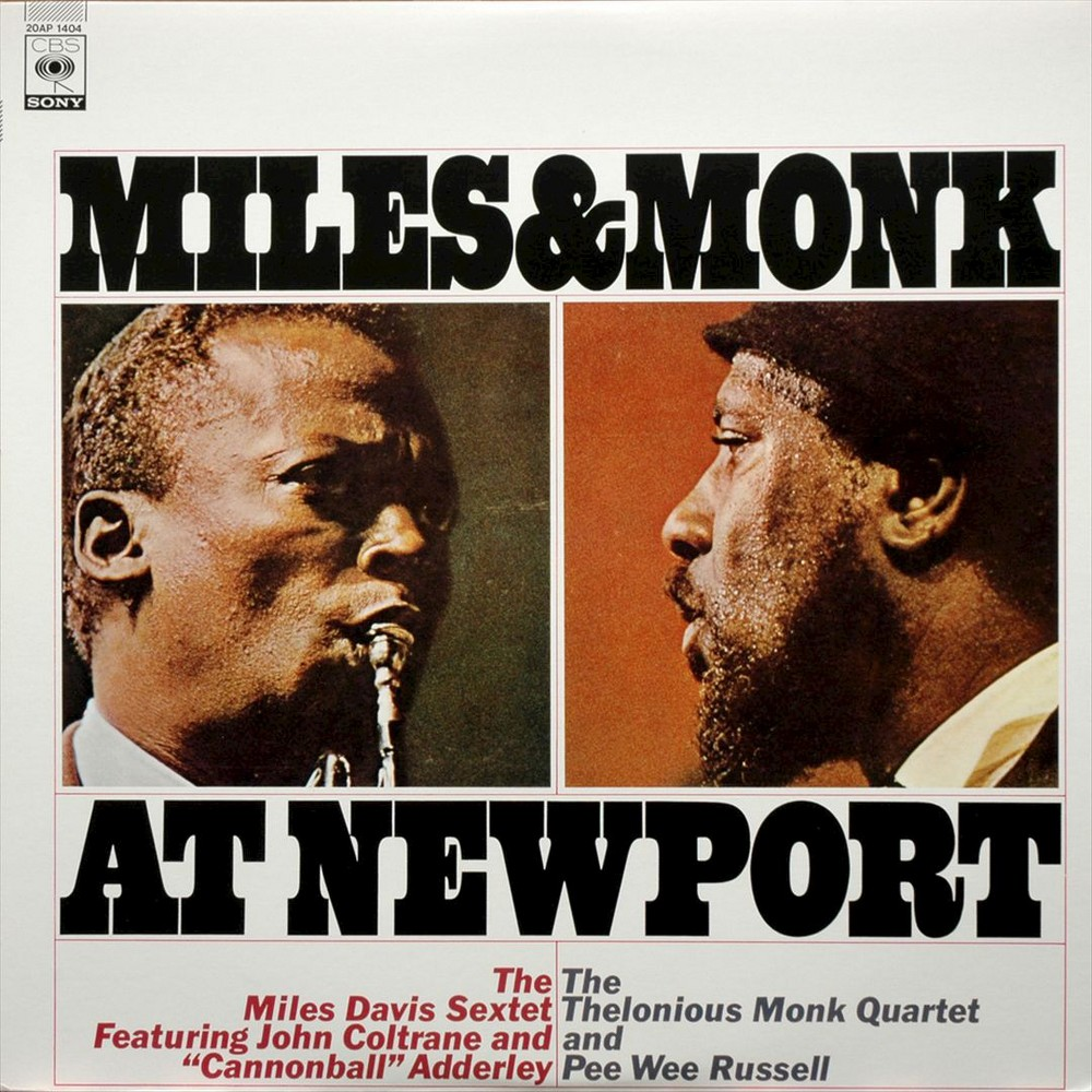 Miles Davis - Miles & Monk at Newport (Vinyl)