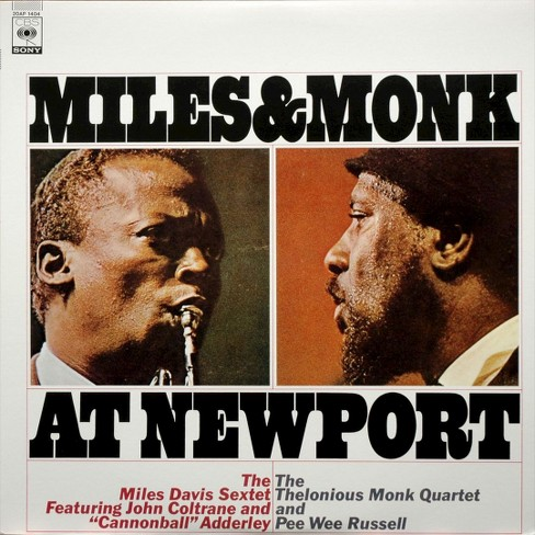 Miles Davis - Miles & Monk at Newport (Vinyl) - image 1 of 2