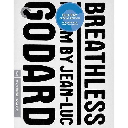 Breathless (Blu-ray) - image 1 of 1