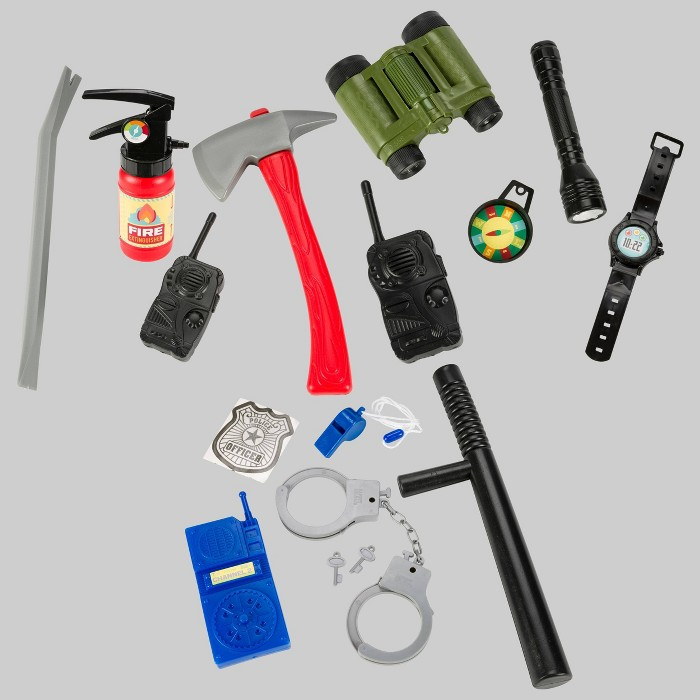 14pc First Response Dress Up Accessories - Toysmith - image 1 of 4