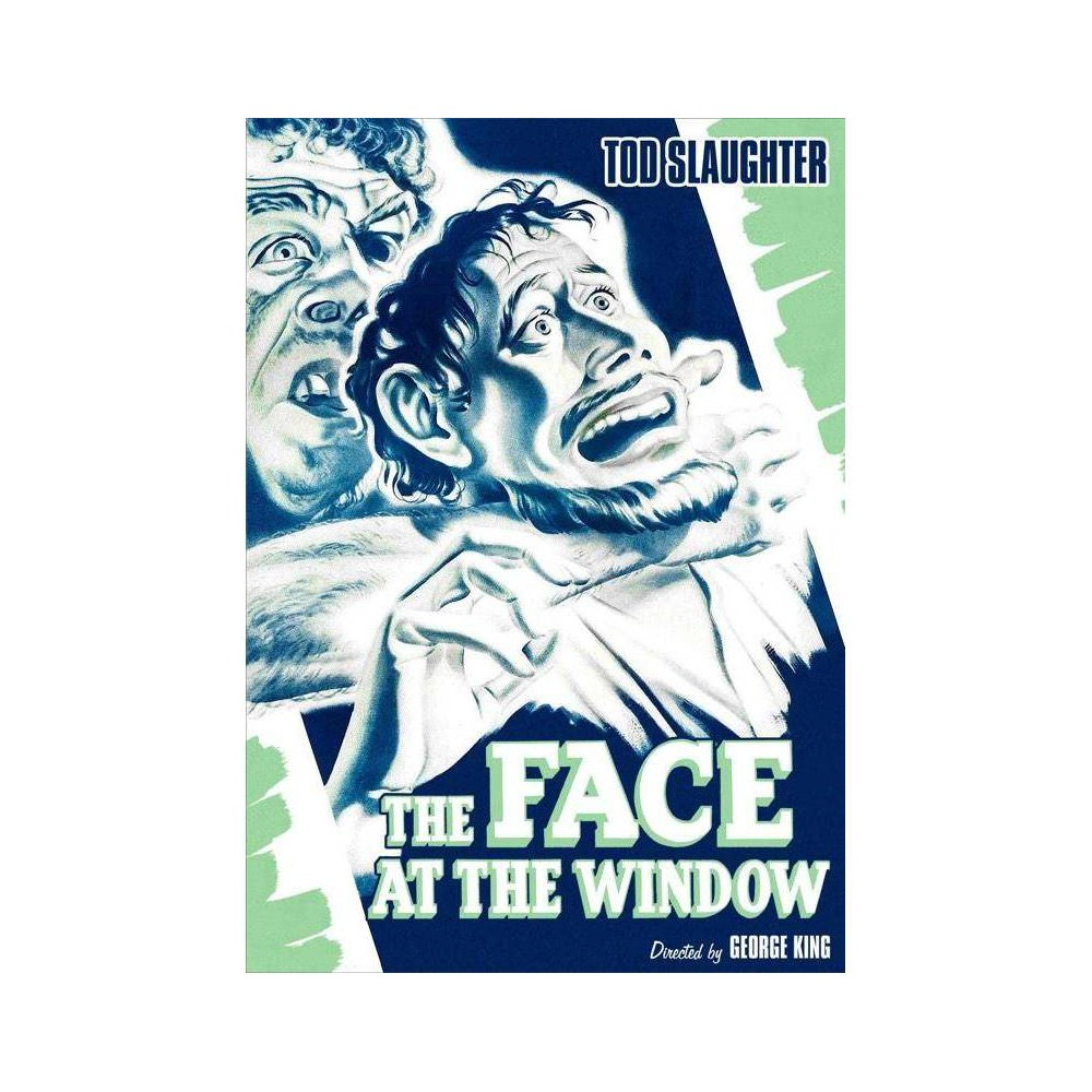 The Face At The Window Dvd 2020