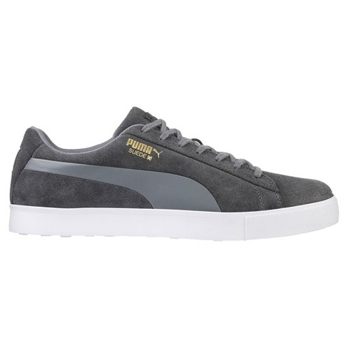 finest selection 0e4cd 3ed44 Men's Puma Suede G Spikeless Golf Shoes Quiet Shade
