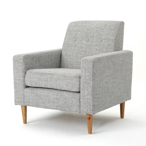 Sensational Sawyer Mid Century Modern Club Chair Christopher Knight Home Gamerscity Chair Design For Home Gamerscityorg