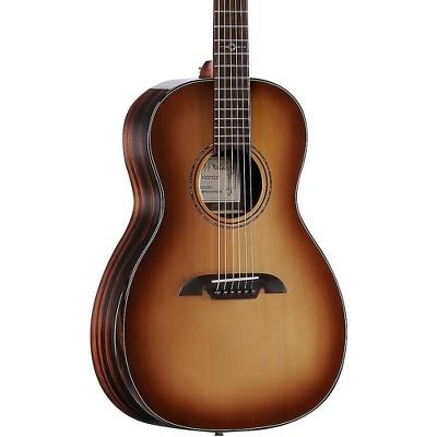 Alvarez AMPE915EAR Artist Elite Parlor Acoustic-Electric Guitar Natural Shadow Burst