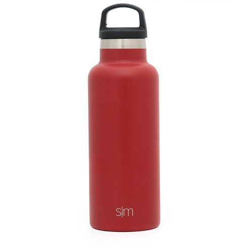 Simple Modern 17oz Ascent Water Bottle 17oz - Cherry Red - image 1 of 1
