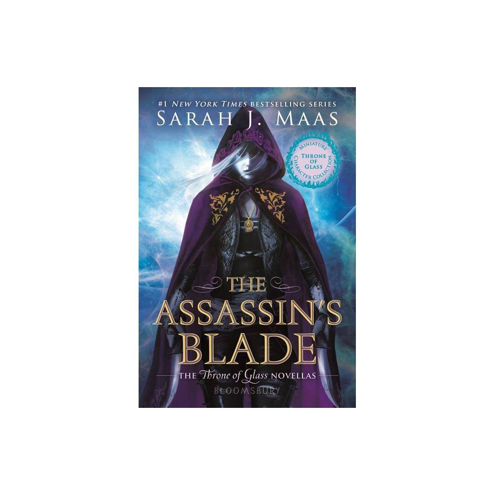 The Assassin S Blade Miniature Character Collection Throne Of Glass By Sarah J Maas Paperback