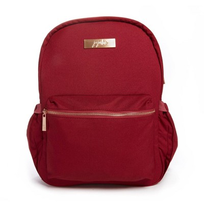 JuJuBe Midi Backpack Tibetan Red