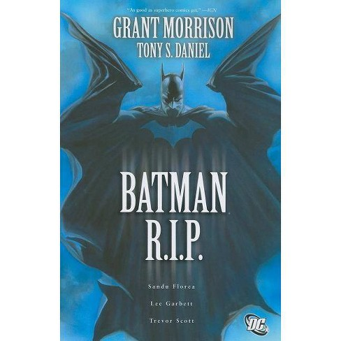R.I.P. - (Batman) by  Grant Morrison (Paperback) - image 1 of 1
