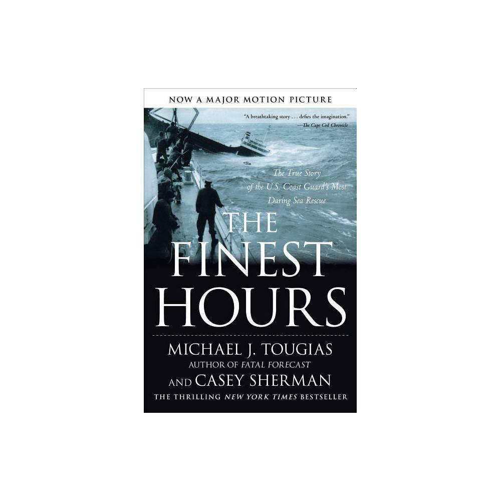 The Finest Hours By Michael J Tougias Casey Sherman Paperback