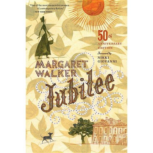 Jubilee (50th Anniversary Edition) - by  Margaret Walker (Paperback) - image 1 of 1