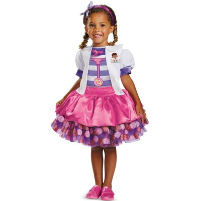Doc McStuffins Doc McStuffins Tutu Deluxe Toddler/Child Costume