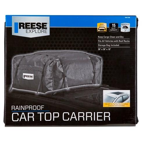 Rainproof Car Top Bag 38 X38