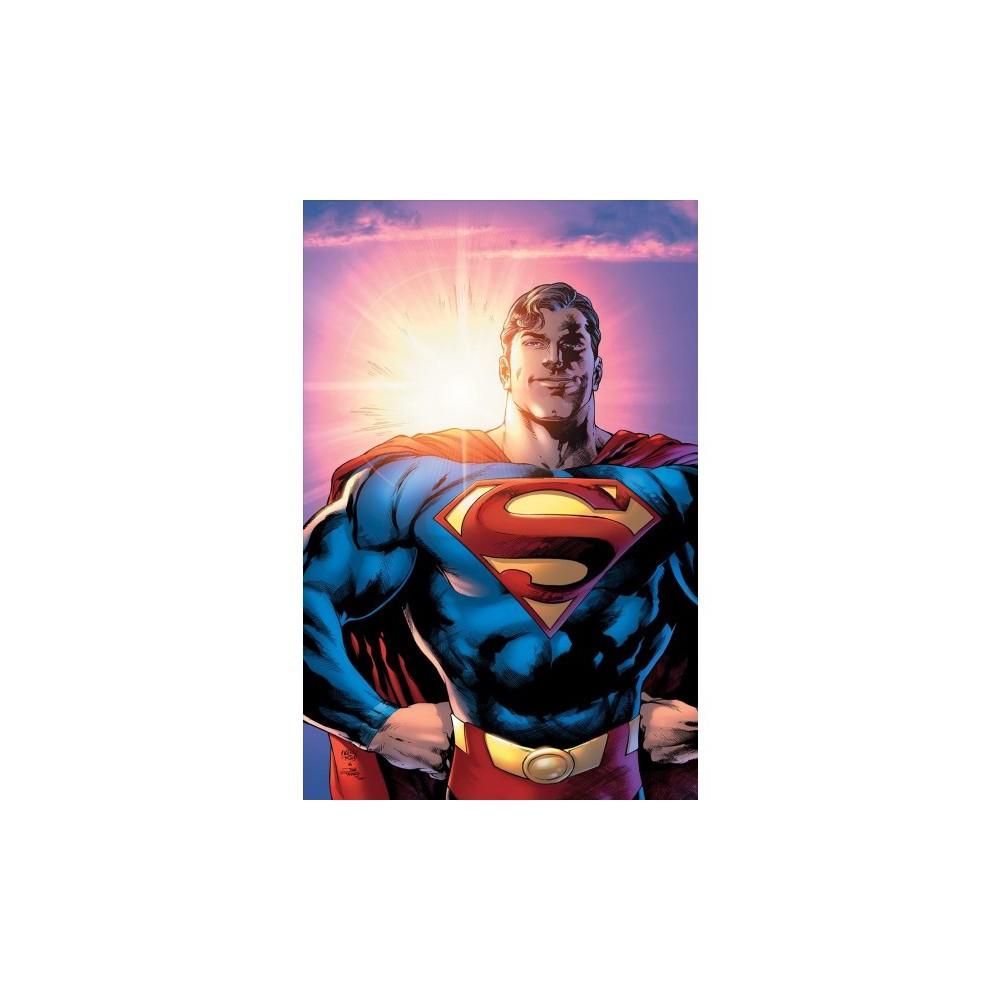 Superman 1 : The Unity Saga: Phantom Earth - (Superman) by Brian Michael Bendis (Hardcover)