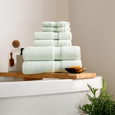 Plush Towels (Lynova) 6-Piece (2 of Each)- Standard Textile Home